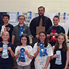 Burke Elementary School Science Fair 2017