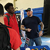 Peabody Veterans Memorial High School Student Career Day 2017